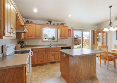 Anew Home Staging of Kitchen in De Pere, WI