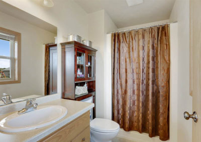 Anew Home Staging of Bathroom in De Pere, WI